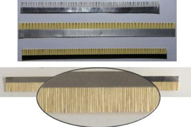 Anti-static Strips Brush